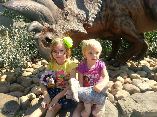 Tuckered out after a full day at Royal Tyrrell Museum August 2014