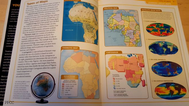 Nat. Geo. Student Atlas of the World is a great resource to have on hand