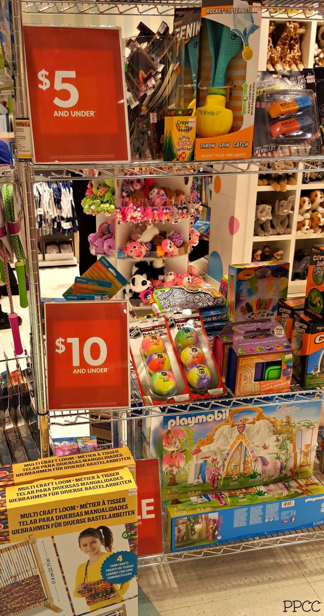 Toy sale at Indigo North Town Mall