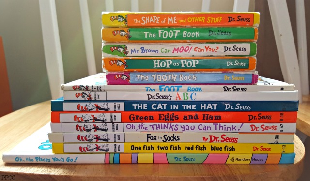 Dr. Seuss's Birthday Activities + Giveaway