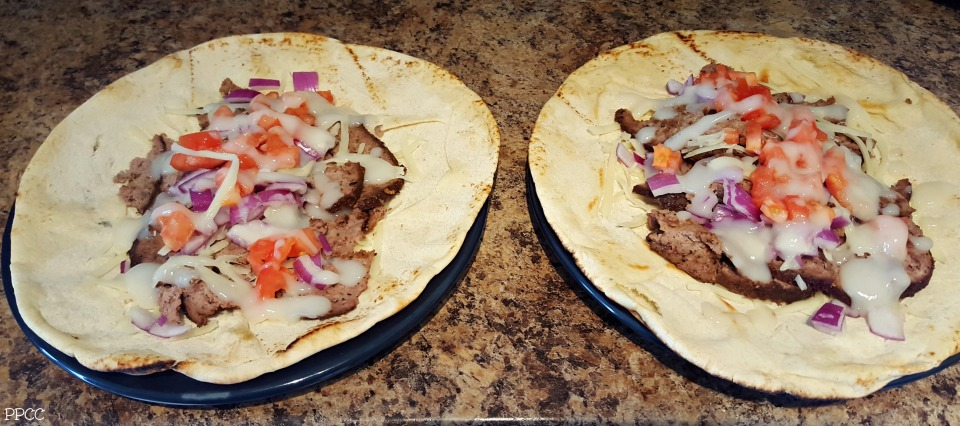 DIY East Coast Donairs