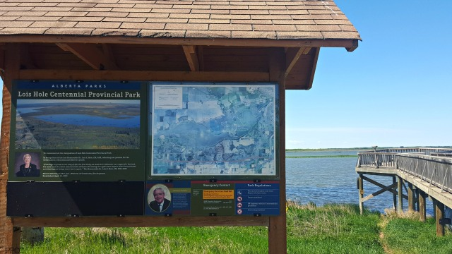 Get Back to Nature: Lois Hole Centennial Provincial Park