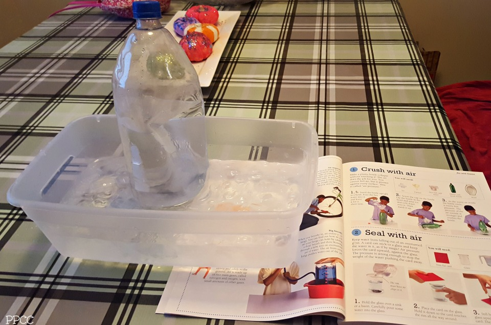 Day 14: Snow and Science Experiments
