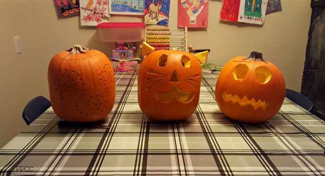 Day 27: Prepping Pumpkins