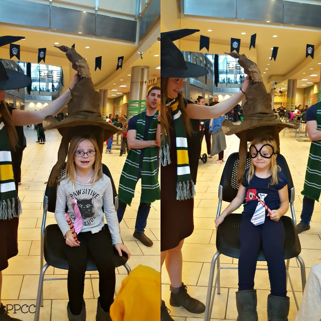 Day 29: From Muggle to Gryffindor