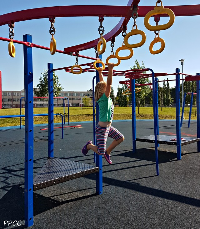 Day 7: Playgrounds - 31 Days of our Favorite Homeschooling Activities