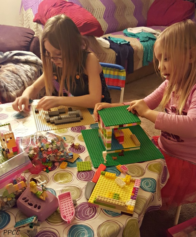 Day 9: LEGO - 31 Days of our Favorite Homeschooling Activities
