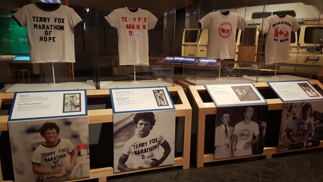 Terry Fox - Canadian Hero