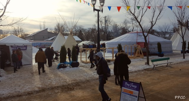 Five Events and Festivals to Help You Embrace Winter in Edmonton